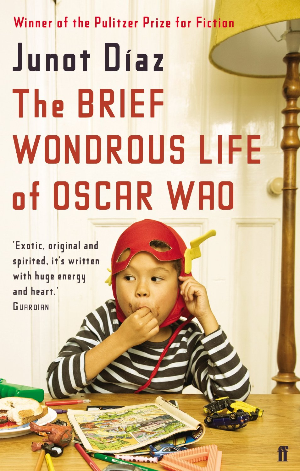 a review of the brief wondrous life of oscar wao a novel by junot daz Read a free sample or buy the brief wondrous life of oscar wao by junot hoped for in a novel by junot diazmatthew sharpe is the reviews silly.