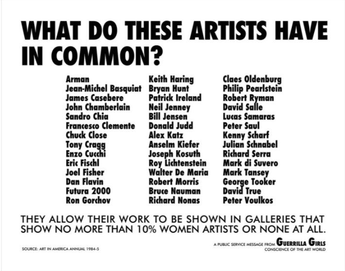 What Do These Artists Have in Common?1985
