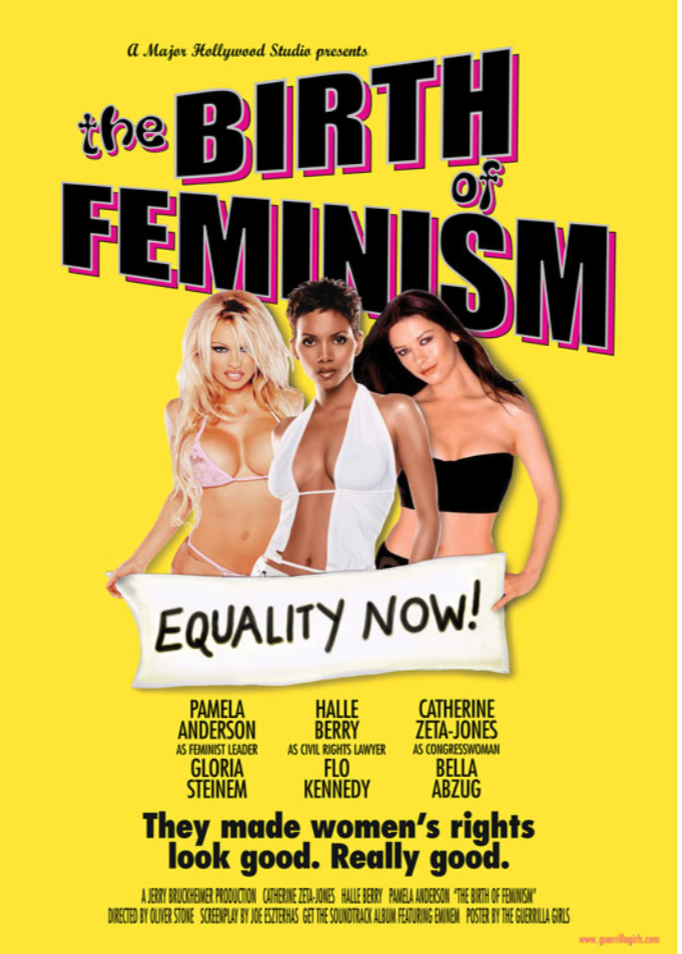 Birth of Feminism Poster2001