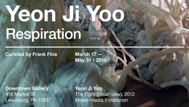 Yeon Ji Yoo: Respiration