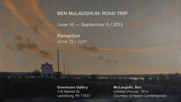 Ben McLaughlin: Road Trip
