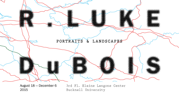 R. Luke DuBois: Portraits and Landscapes