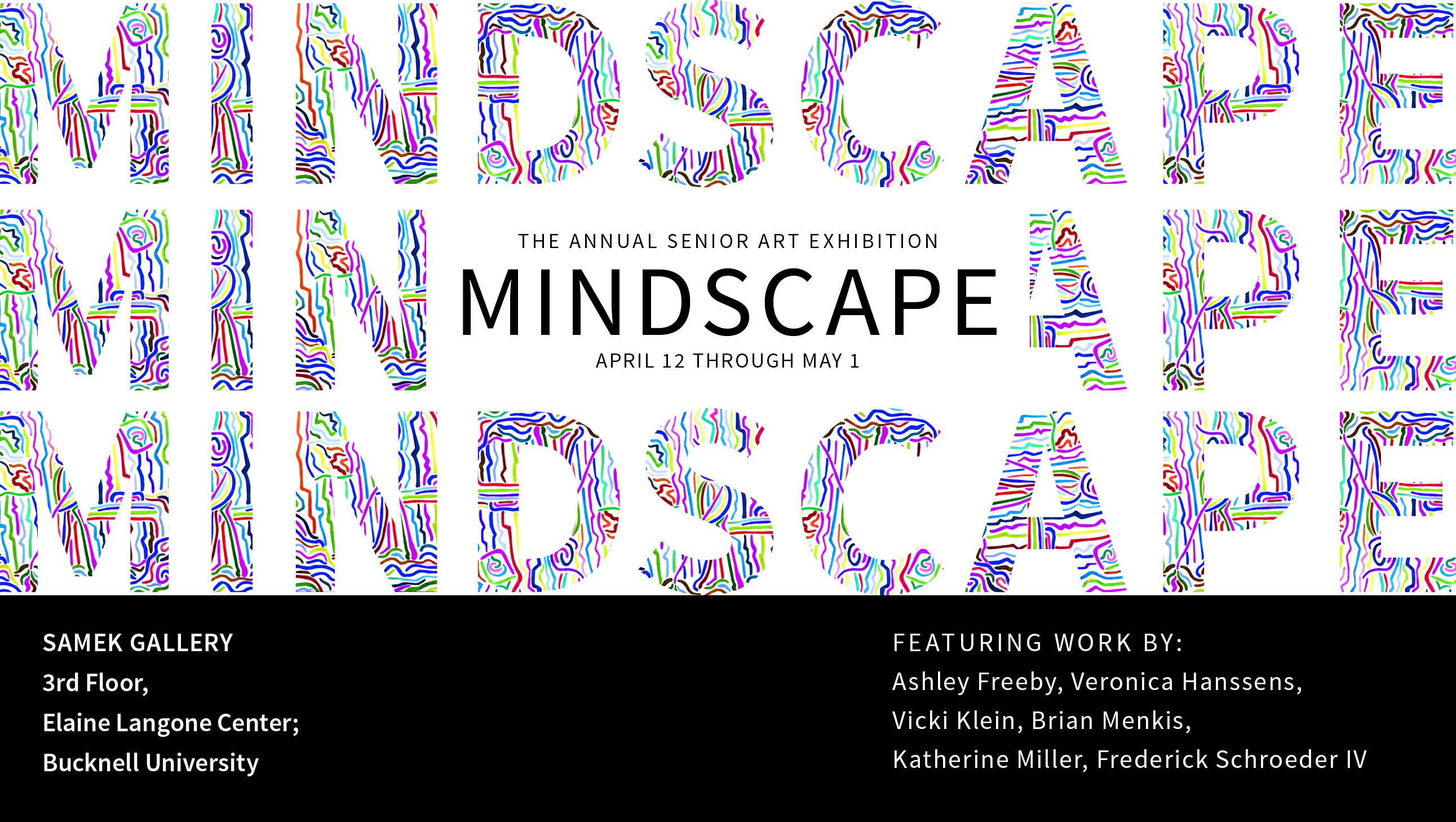 Mindscape: The Annual Senior Student Art Exhibition