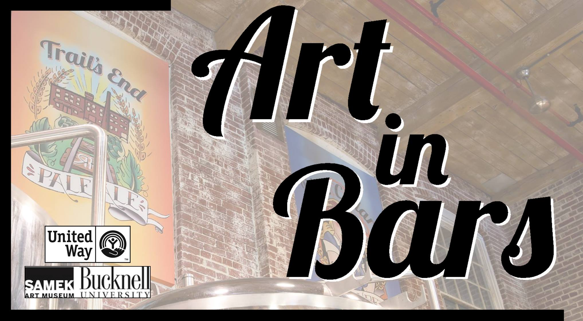 Art in Bars – April 19
