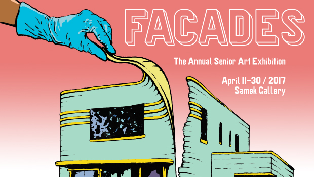 Facades: The Annual Senior Student Art Exhibition